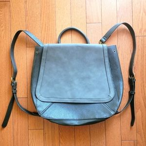 Universal Thread Two-Toned Backpack (Olive Green)